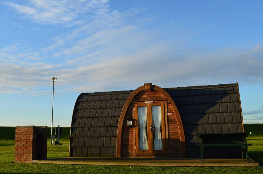 Timber Pods Glamping Skegness Water Leisure Park